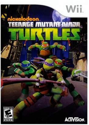 Nintendo Kohl's Teenage Mutant Ninja Turtles for Wii
