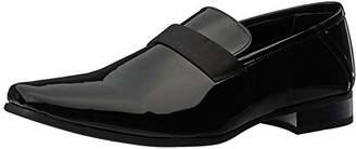 Calvin Klein Men's Bernard Patent Tuxedo Loafer