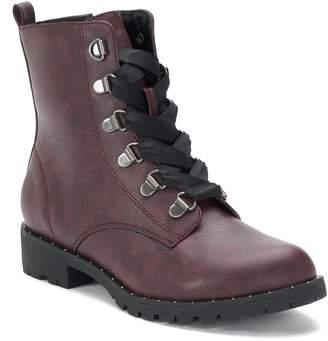 So SO Sugarmaple Women's Combat Boots