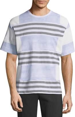 Diesel Black Gold Men's Teoria-D Crewneck T-Shirt