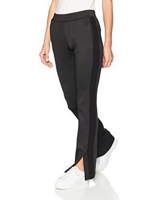 Pam & Gela Women's Microscuba Pant with Single Stripe