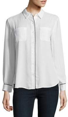 Lord & Taylor Petite Claire Blouse