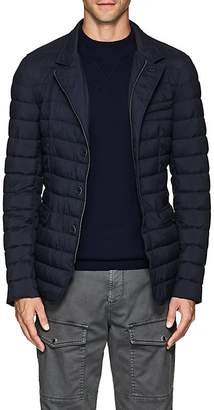 Herno MEN'S TECH-TAFFETA PUFFER JACKET