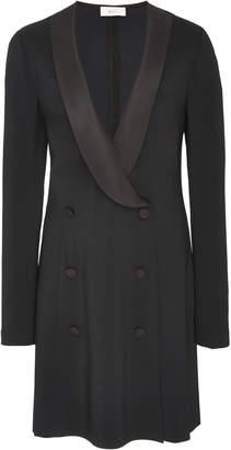 A.L.C. Couric Double-Breasted Tuxedo Mini Dress
