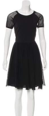 Max & Co. MAX&Co. Short Sleeve Mini Dress