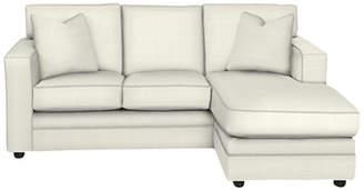 Wayfair Custom Upholstery Andrew Reversible Sectional