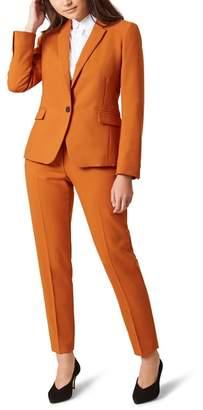 Hobbs Orange 'Odella' Jacket