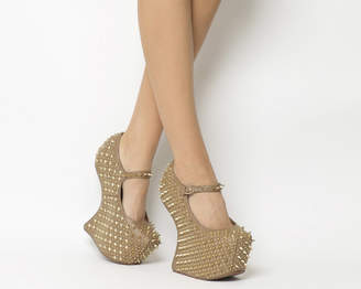 Jeffrey Campbell Prickly Wedge
