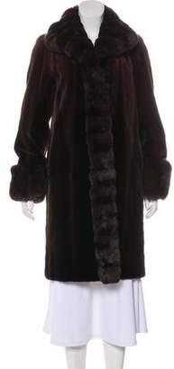 Saga Long Fur Coat