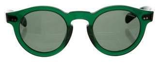 Ralph Lauren Round Frame Tinted Sunglasses