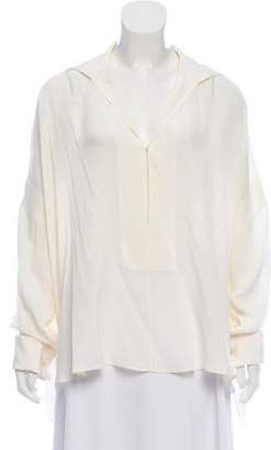 Tom Ford Silk Oversize Tunic