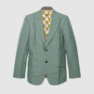 Gucci Heritage wool jacket