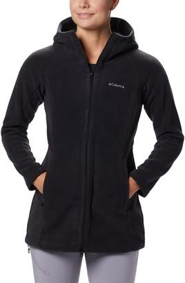 547146837df3c Columbia Benton Springs II Long Hooded Fleece Jacket - Women s