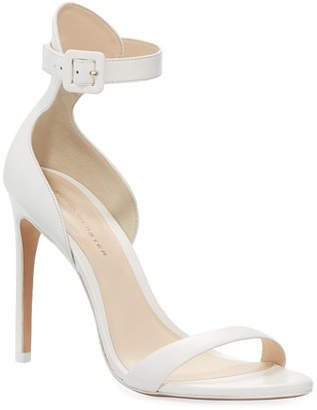 Sophia Webster Nicole Calf Ankle-Wrap Sandal