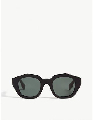 85cc262204 Burberry Be4288 irregular-frame sunglasses