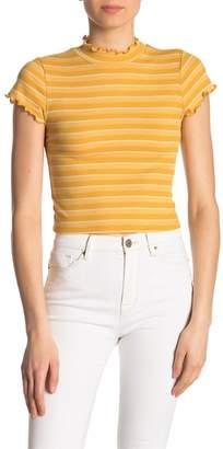 GOOD LUCK GEM Striped Baby T-Shirt
