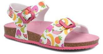 Agatha Ruiz De La Prada Kids's Bio Agatha Strap Sandals in Multicolor