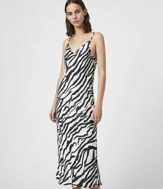 AllSaints Diza Zephyr Dress