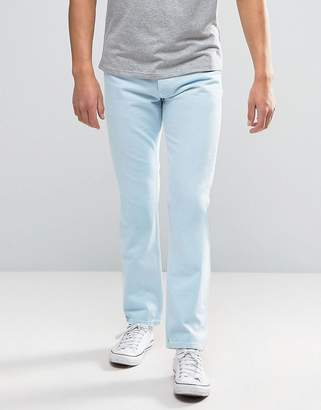 Tommy Jeans 90S Straight Fit Jeans M17 in Light Blue