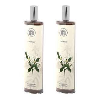 Set of 2 Gardenia Room Sprays 100ml