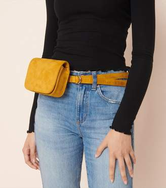 Garage 2-In-1 Suede Bag - FINAL SALE