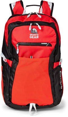 GRANITE GEAR Orange & Black Talus Backpack