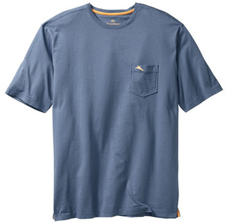 Tommy Bahama New Bali Sky Pocket T-Shirt (Big & Tall) $58 thestylecure.com
