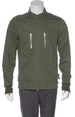Nonnative Paneled Zip-Up Jacket