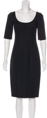 Dolce & Gabbana Knee-Length Bodycon Dress w/ Tags