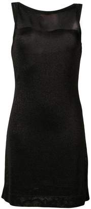 Missoni shimmer knit dress