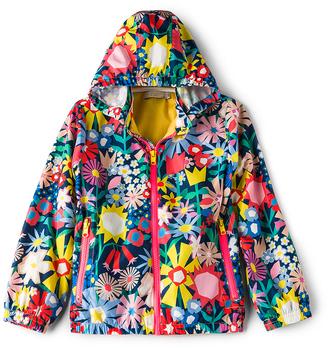 Stella McCartney Kids Scout Girls Windbreaker $176 thestylecure.com