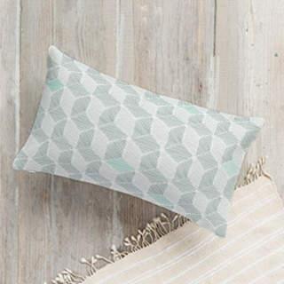 Cubist Self-Launch Lumbar Pillows