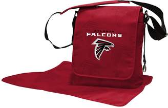 Atlanta Falcons Lil' Fan Diaper Messenger Bag