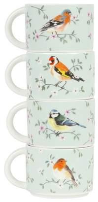 Equipment sass & belle Garden Birds Stackable Cups