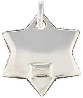Ippolita Diamond Star of David Charm