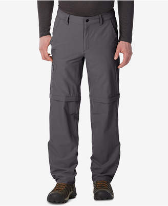 Ems Men's True North Straight-Fit Stretch Zip-Off Pants