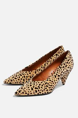 Topshop Womens Jeri Court Shoes