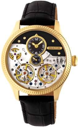 Heritor Winthrop Automatic Dial Men's Watch HR7304