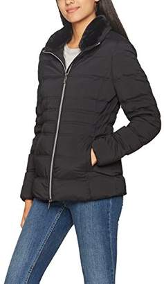 Geox W7425QT2335, Women Long Sleeve Jacket,(Manufacturer Size: 44)