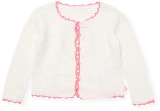 Billieblush Crochet Cardigan
