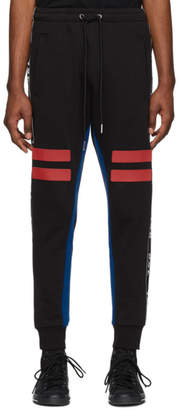 Diesel Black P-Yatri Lounge Pants
