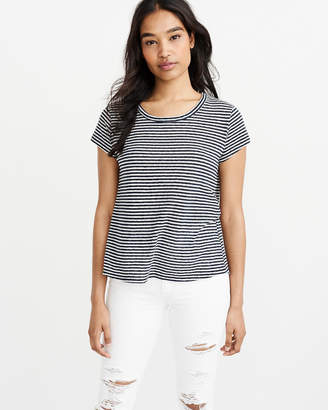 Abercrombie & Fitch Knot Back Tee