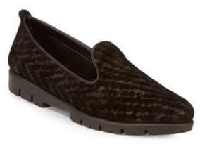 The Flexx Smokin Hot Textile Loafers