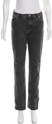 Blugirl Mid-Rise Embellished Jeans