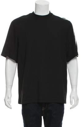Y-3 Triple Stripe Crew Neck T-Shirt w/ Tags
