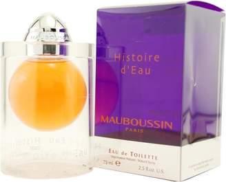 Mauboussin Histoire D Eau By Edt Spray 2.5 Oz