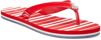 Nautica Vista Stow Flip-Flop Thong Sandals $25 thestylecure.com