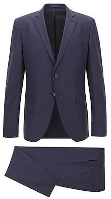 HUGO BOSS Extra-slim-fit suit in a wool blend with natural stretch