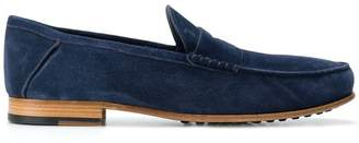 Tod's classic style loafers