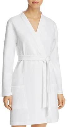 Naked Spa Piqué Cotton Robe